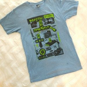 4/$25 Loot Crate Rick and Morty Shirt C13